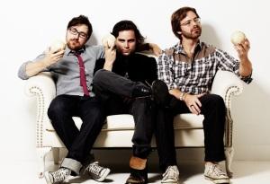 Apollo Run (Left to right: Jeff Kerestes, John McGrew and Graham Fisk)