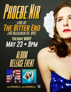 Promotional Poster of Phoebe Nir