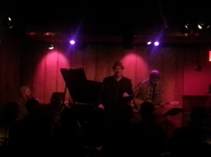 Todd Carter at the Rockwood Music Hall, March 2014