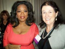 Oprah Winfrey and Daylle Deanna Schwartz