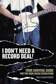 "Book Title: ""I Don't Need a Record Deal"""