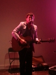 John Elliott on Guitar at Cantina Royal
