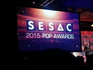 SESAC 2015 Pop Awards Icon