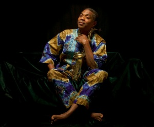 Femi Kuti, Head Shot, Press Photo