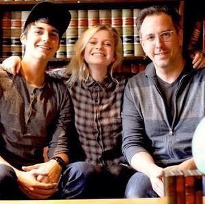 Josh, Holly, and Matt