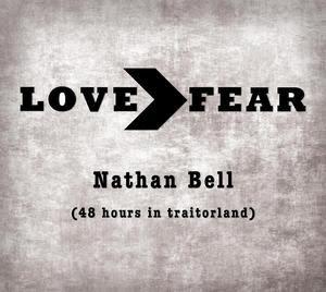 LOVE>FEAR Album Cover*