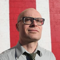 Nerding out with MC Frontalot about his new record Net Split